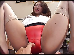 panty sex : naked asian girlfriend