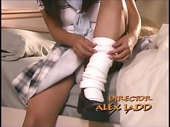 college porn : asian shaved pussy