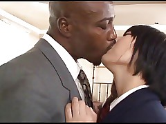 interracial porn : tight asian ass